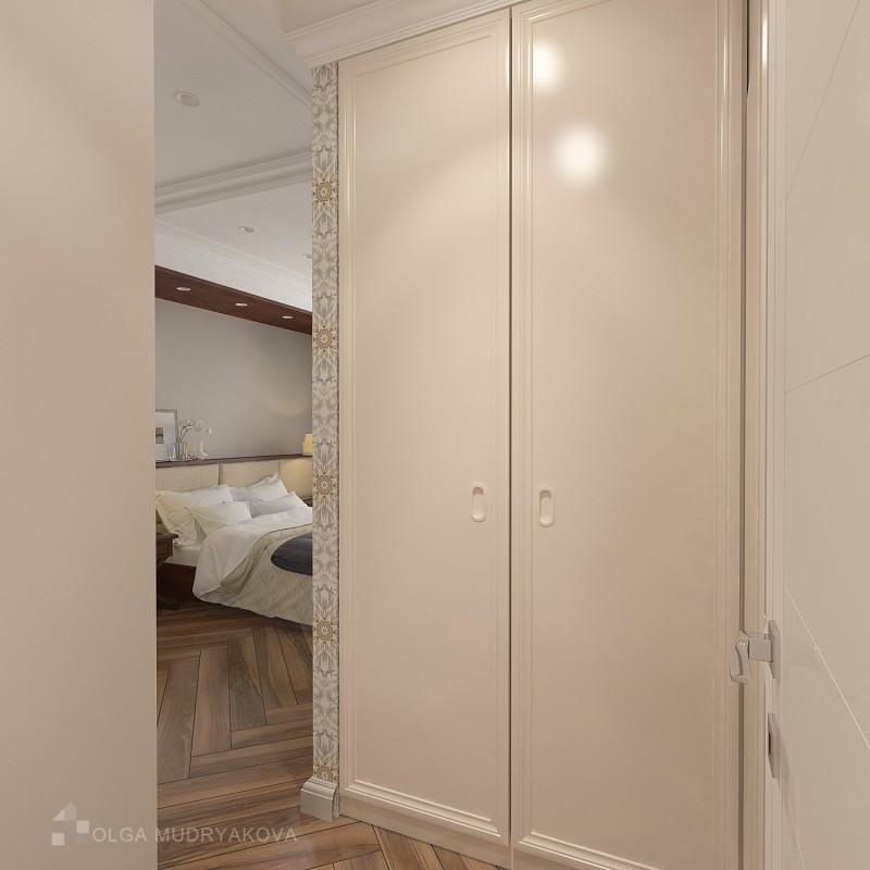 Холл у спальни