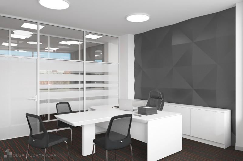 Офисные перегородки в Hikvision