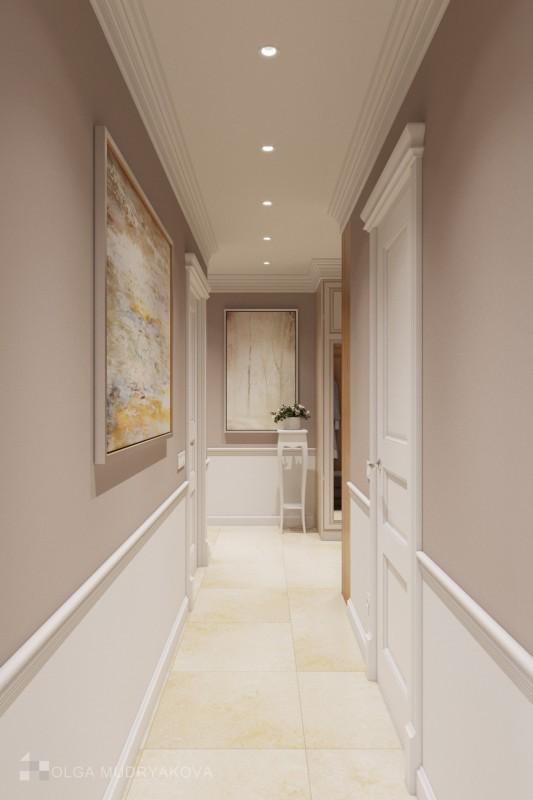 расширение пространства коридора