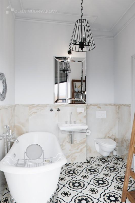 Хозяйская ванная комната