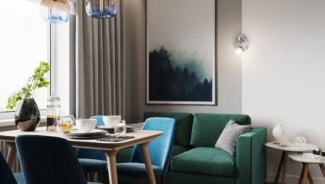 Икеевская мебель в интерьере